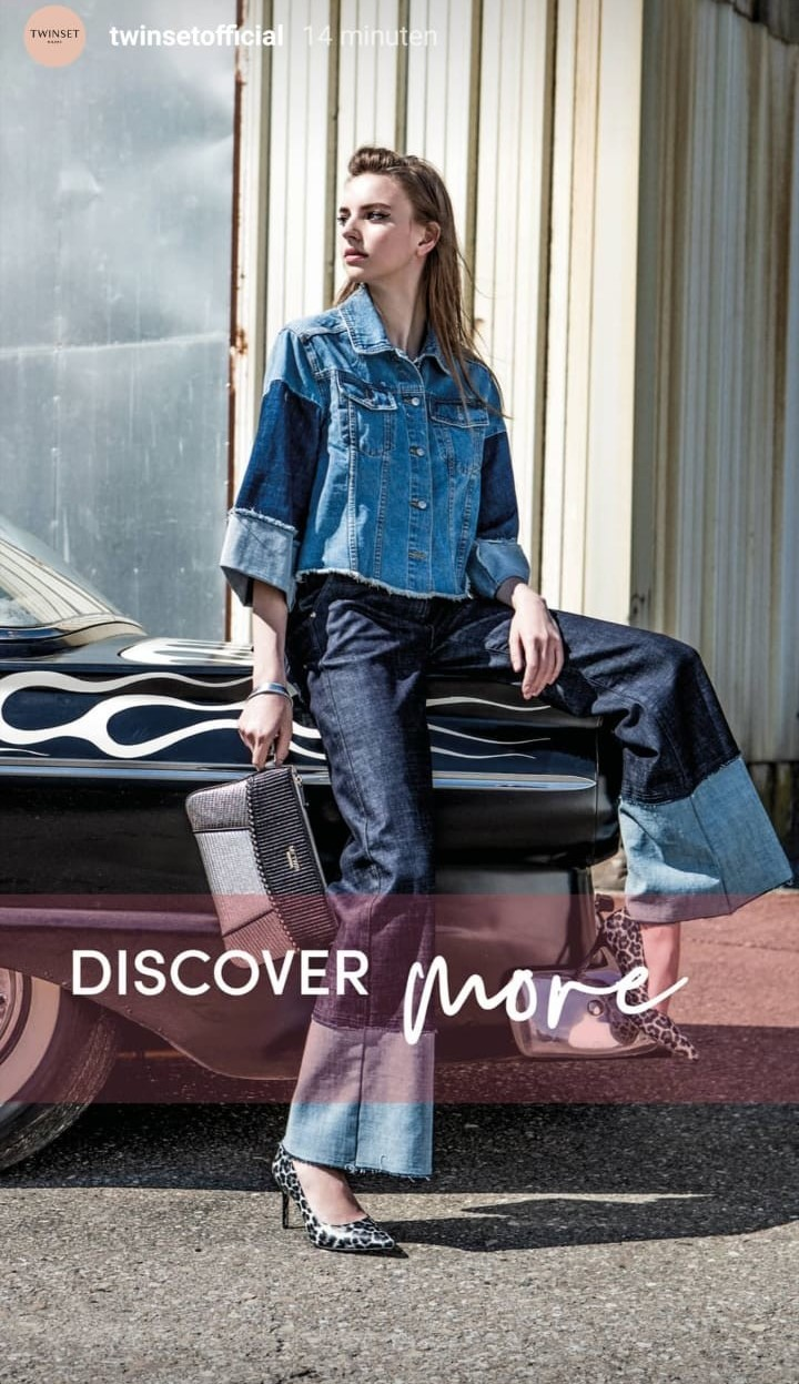 Noortje for Twinset Official